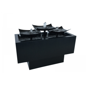 PLATE TROUGH Water Feature Fountain-