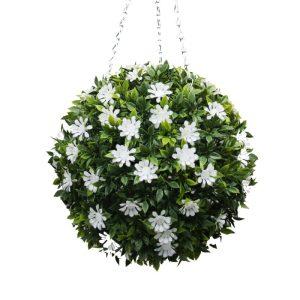 Sun-Flower-Hanging-Ball
