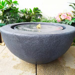 Large Bowl Water Feature Fountain For Outdoor and Indoor